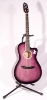 GUITARE FOLK  40'- SERIE BUTTERFLY  VIOLET