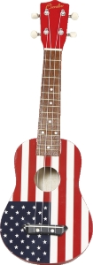 UKULELE - US Flag