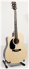 GUITARE SECHE FOLK 41' GAUCHER