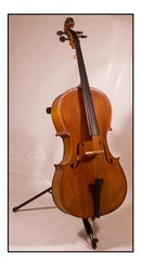VIOLONCELLE 4/4 FINITION ANTIQUE